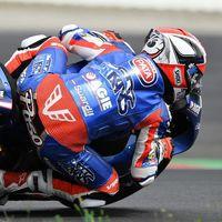 El hombre a batir de Moto2 en Australia será Mattia Pasini. Morbidelli mal, Lüthi peor aún