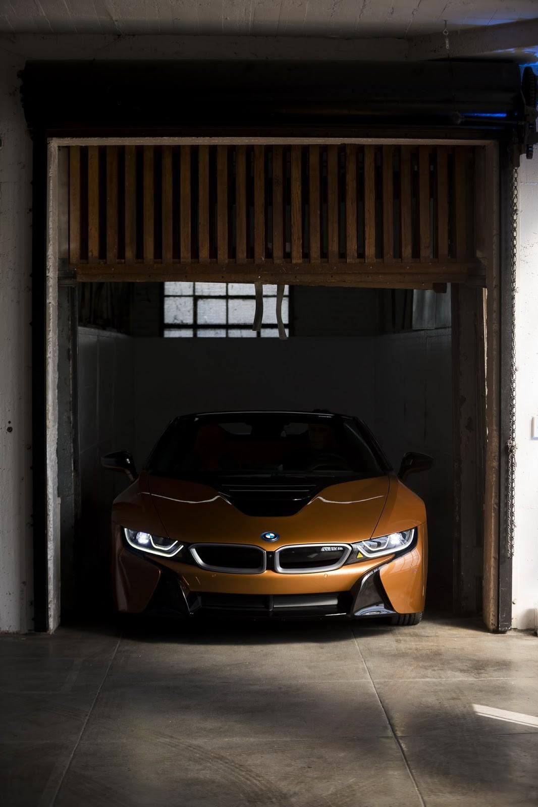 Foto de BMW i8 Roadster (primeras impresiones) (27/30)
