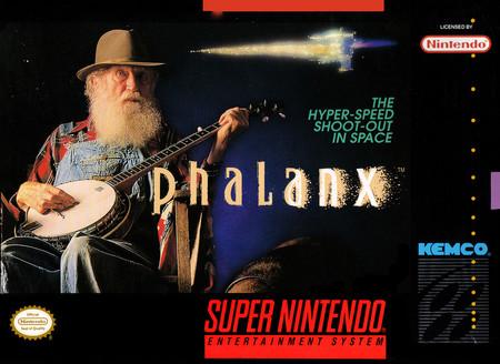 Phalanx Snes