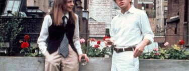 Clásicos que nunca fallan: cinco mocasines y zapatos Oxford para pisar la oficina con el estilazo atemporal de Annie Hall