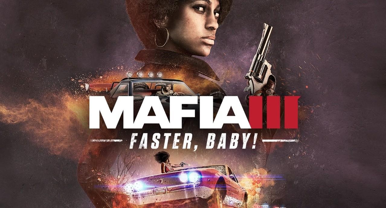 Las persecuciones a toda velocidad llegarán a Mafia III el 28 de marzo con su expansión ¡Más rápido!