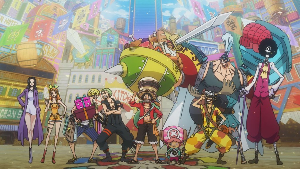 'One Piece: Stampede': a frantic Battle Royale only for the hardcore