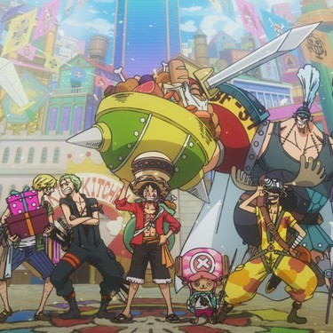 'One Piece: Estampida': una frenética Battle Royale sólo para incondicionales