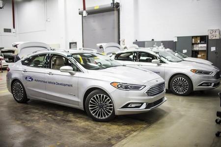 Ford coche autónomo