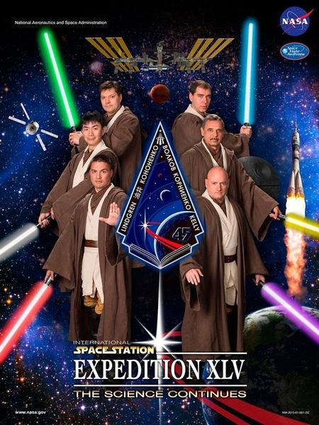 Nasa Jedi 2
