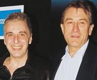 Robert De Niro y Al Pacino juntos de nuevo