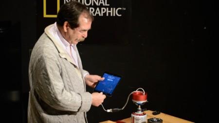 PowerSpot, generador portátil de energía termoeléctrica 100% español