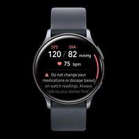 Los actuales Samsung Galaxy Watch podrán medir la presión sanguínea y ayudar así a vigilar la hipertensión