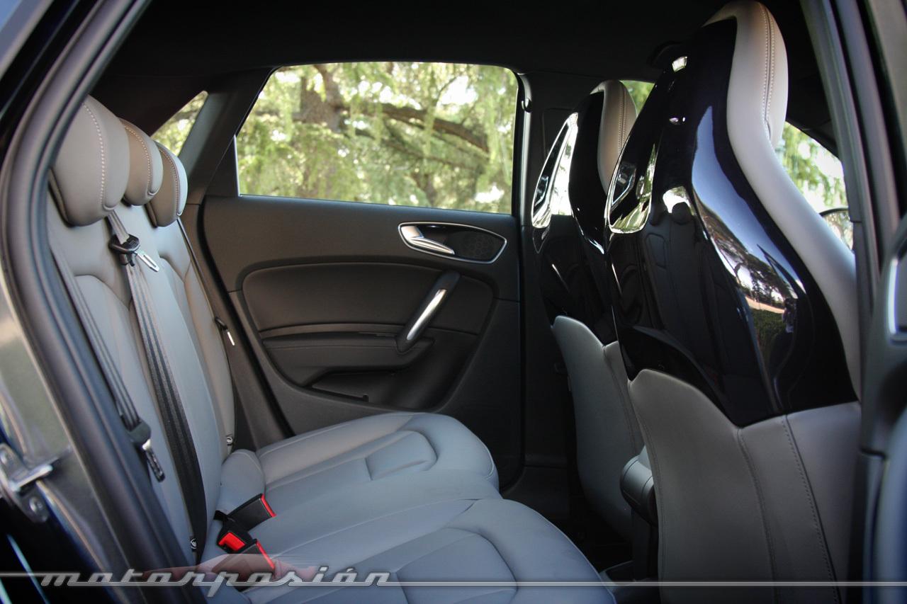 Foto de Audi A1 SportBack 1.4 TFSI CoD (prueba) (5/19)