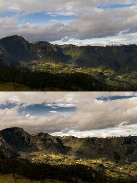 mejorar paisajes en photoshop