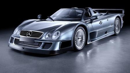 Mercedes Clk Gtr Roadster 1