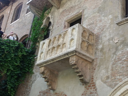 Juliet S House Via Cappello Verona Balcony