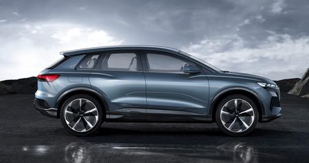 Audi Q4 E Tron Concept 5