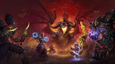 Onyxia Key Art