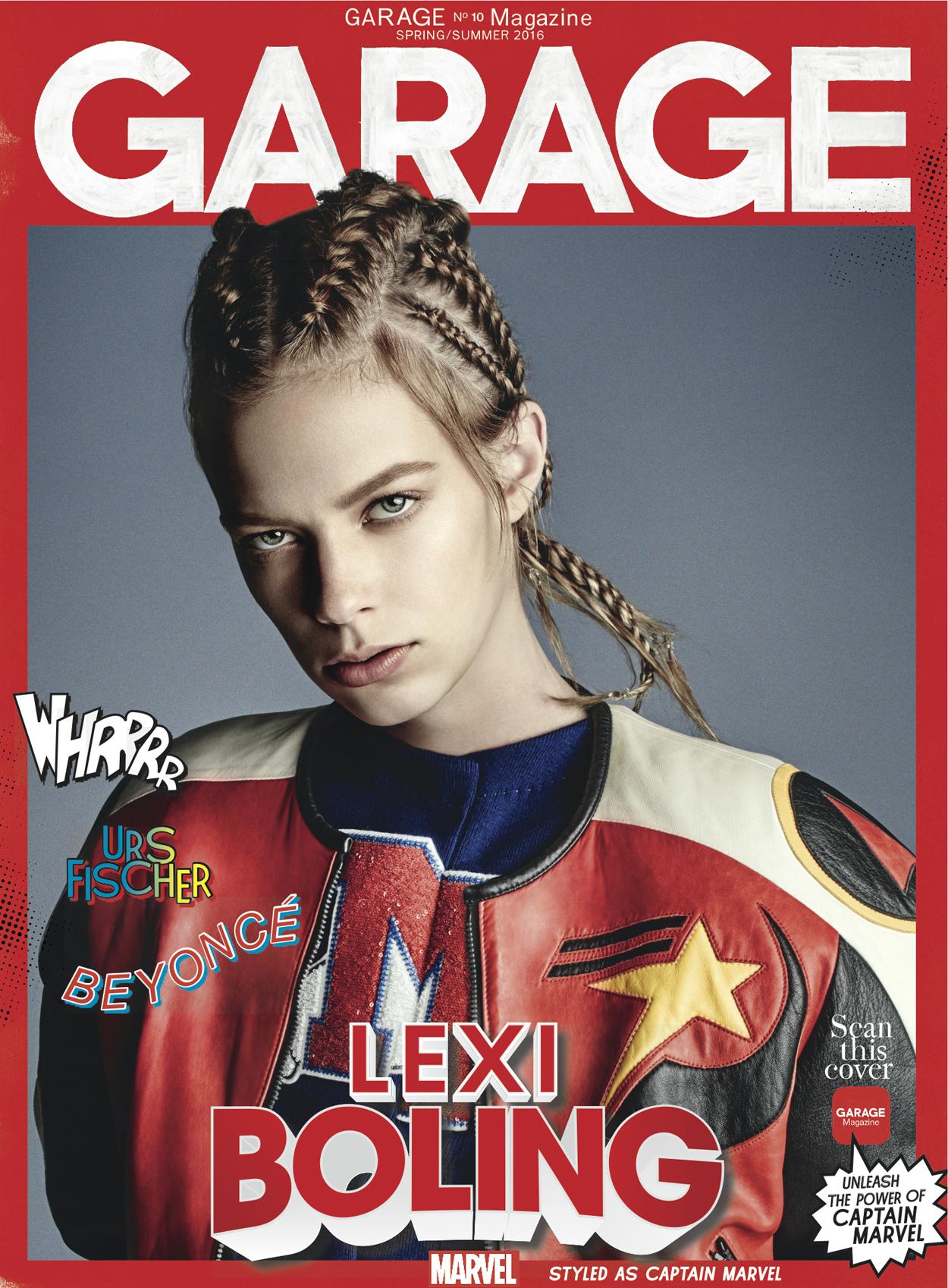 Foto de Portadas Garage Magazine (1/5)