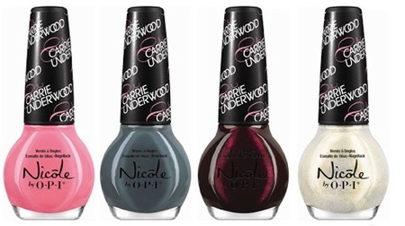 nicole by opi carrie underwood
