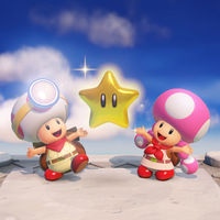 El modo cooperativo de Captain Toad: Treasure Tracker protagoniza su nuevo gameplay de ocho minutos