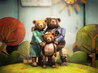 'Bear Story', el maravilloso corto animado ganador del Oscar