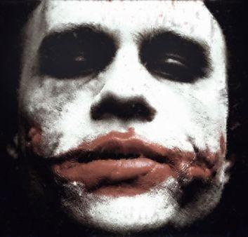 El Joker en 'The Dark Knight' (ahora sí... y es genial)