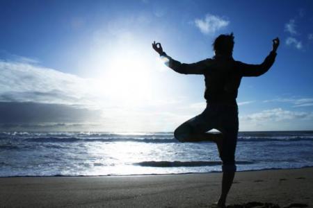 Rutina de Yoga para corredores