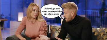 Tres meses después: Óscar Ruiz dejó a Mayka y Pablo le regala un nuevo Rosito de consolación tras 'La Isla de las Tentaciones'