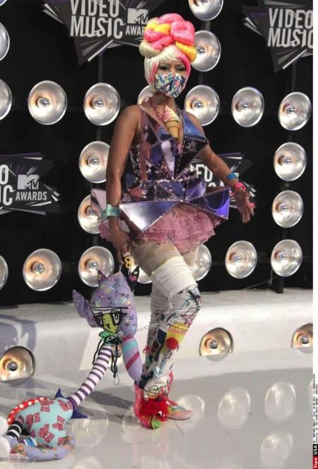 Nicki Minaj al cuadrado