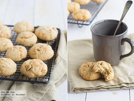 Galletas de avellana sin huevo, receta para acompañar la sobremesa