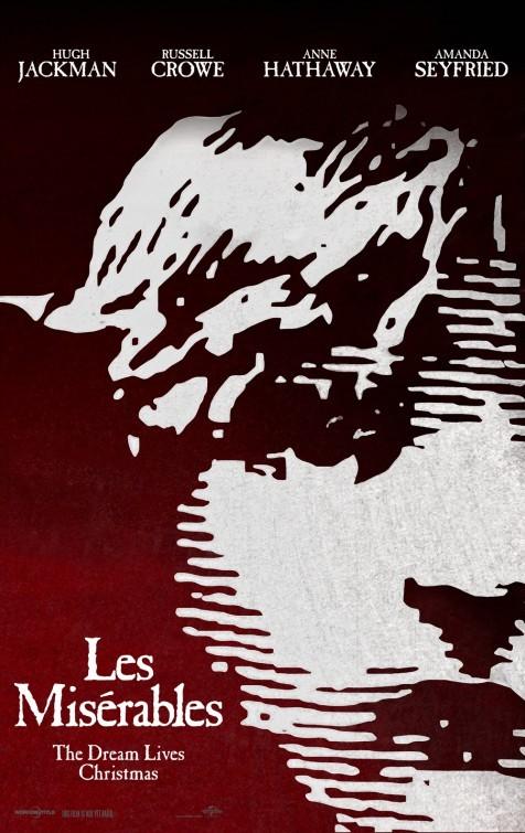 Foto de 'Los Miserables', carteles de la película (1/11)