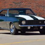 Joyas a subasta: Chevrolet Camaro Z28 de 1969