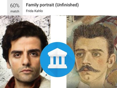 Google Arts se vuelve viral: hazte un selfie y encuentra el cuadro que más se parece a ti
