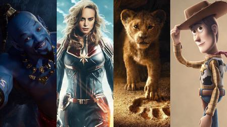Las diez películas con las que Disney quiere volver a arrasar en 2019