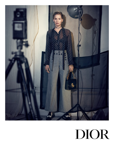 Dior Ready To Wear Fall 2018 Jennifer Lawrence C Brigitte Lacombe 7