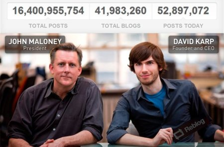 Tumblr llega a los 120 millones de visitas al mes