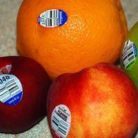 Aprende a descifrar los códigos de las etiquetas de frutas y verduras