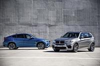 BMW X5 M y BMW X6 M 2015