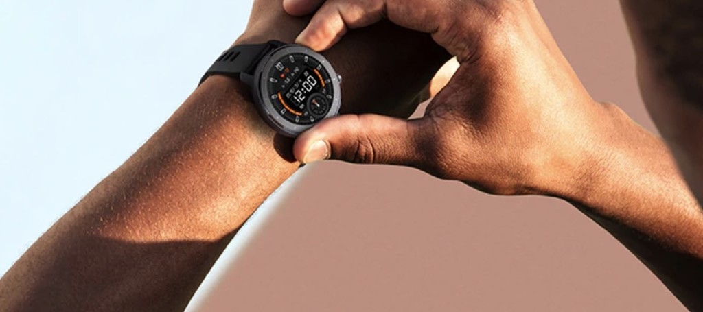 The Amazfit GTR Lite is left to see in Gearbest boasting of 24 days of autonomy, but giving up the GPS