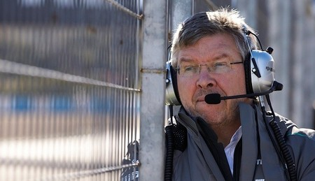 Ross Brawn niega su posible regreso a Ferrari