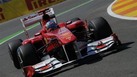 GP de Europa F1 2011: Fernando Alonso consigue una fantástica segunda posición