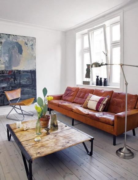 Sofa Cuero 6