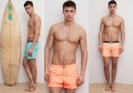 Pull Bear Beachwear Collection Trendencias Hombre 2015 02