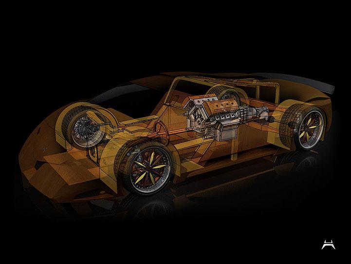 Foto de Splinter, el coche de madera (7/11)