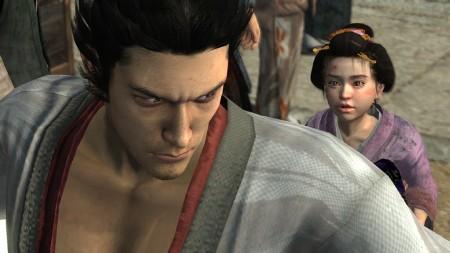 Yakuza 3: marchando una de capturas