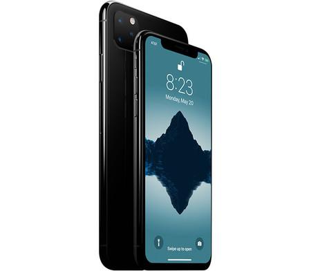 Iphone 11 Pro Camara Cuadrada