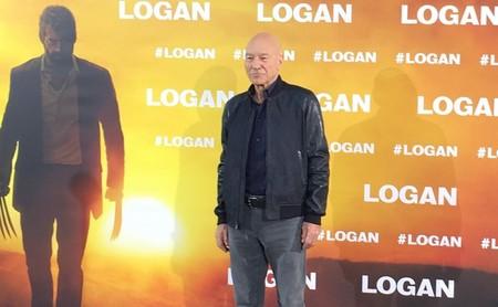 """Patrick Stewart: """"Nunca he sido lector de cómics. Hace 17 años no sabía qué era X-Men"""""""