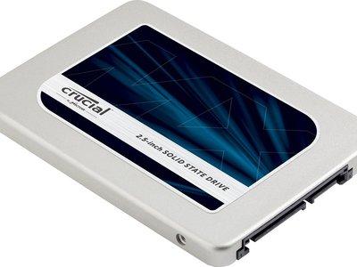 Disco duro SSD Crucial MX300 de 525GB por 124,99 euros y envío gratis