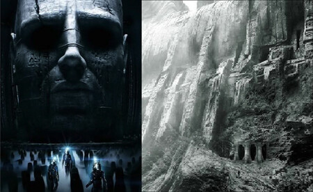 Prometheus Movie Photos