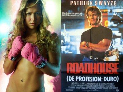 'Road House (De profesión: duro)', remake con Ronda Rousey en el papel de Patrick Swayze