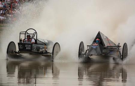 Competiciones Curiosas: Los buggies del pantano