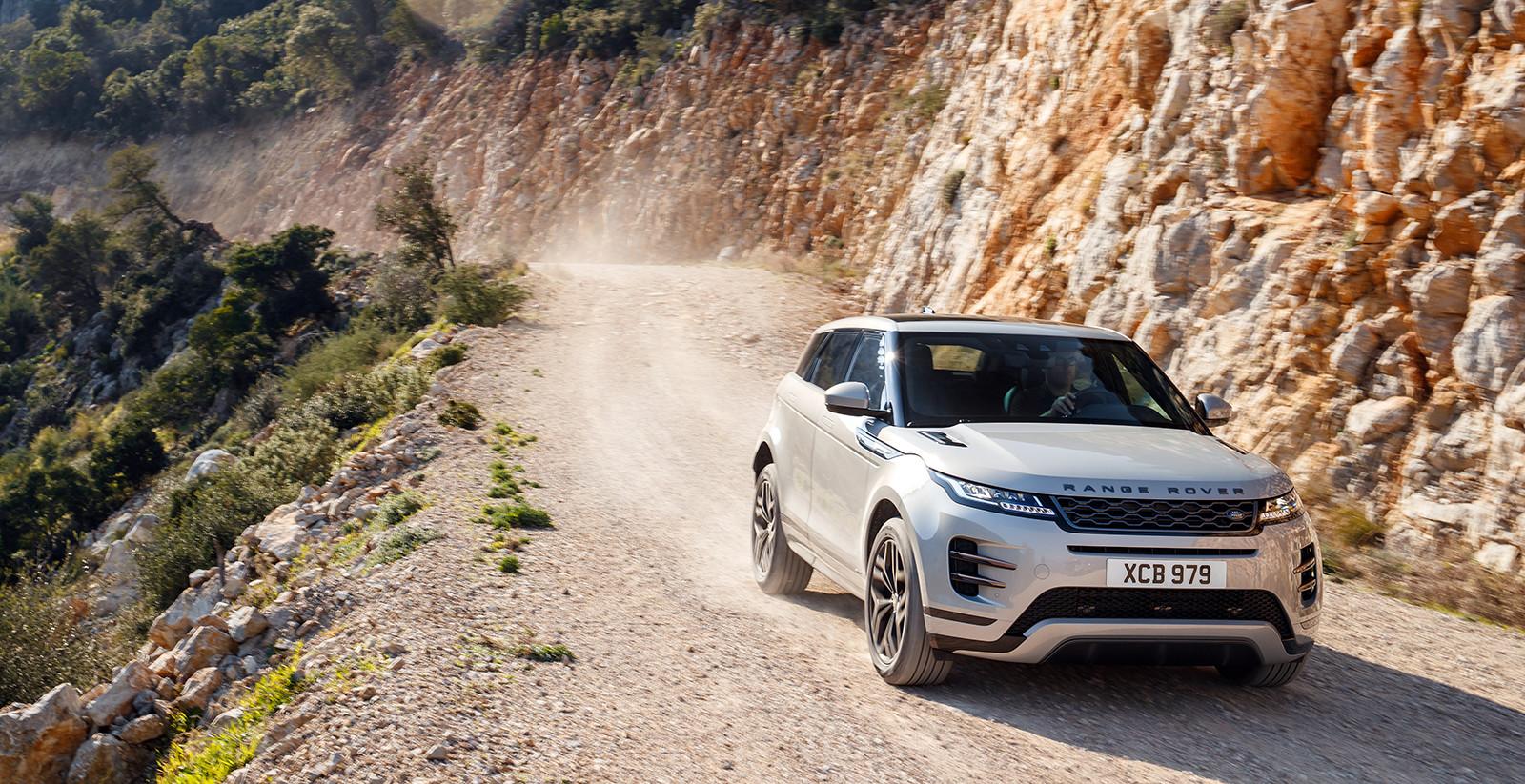 Foto de Range Rover Evoque 2019 (22/45)