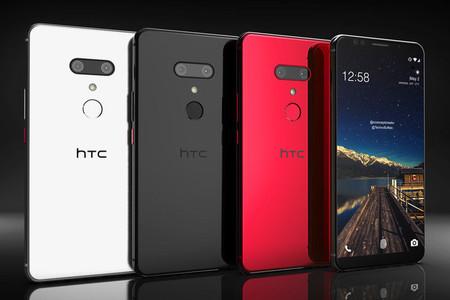 Todo lo que sabemos del HTC U12+: cuatro cámaras, Snapdragon 845, marcos estrujables y más